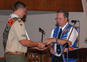 Eagle Scout September 2011
