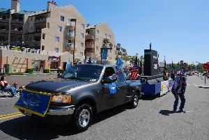 La Mesa Parade