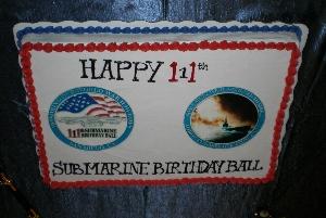 Submarine Ball